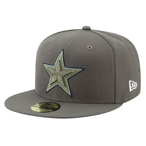 Dallas Cowboys New Era Salute to Service On Field 59Fifty