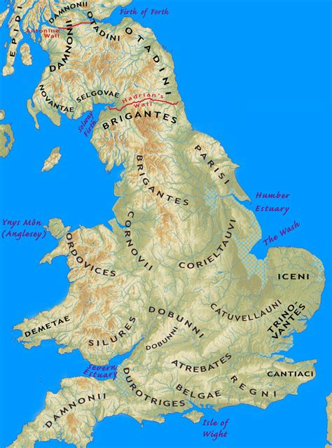 Iron Age Tribes of Southern Britain