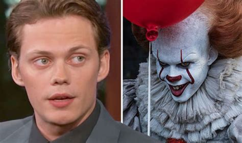 It movie - Child star admits Pennywise actor was