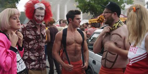 Neighbors 2 Almost Featured A Raunchy Sex Scene Between
