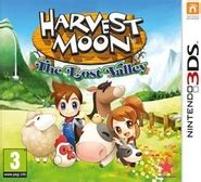 Harvest Moon - The Lost Valley - Nintendo 3DS   Game Mania