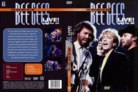 DVDMANIA: BEE GEES / THE VERY BEST OF BEE GEES LIVE ONE
